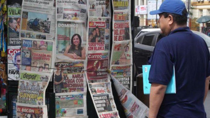 PRONUNCIAMIENTO: ¡FPP, RECHAZA MERCANTILISMO CONTRA EL DERECHO DE PERIODISTAS!