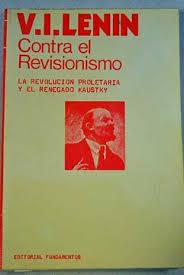 IMPERIALISMO, REVISIONISMO, CAPITULACIÓN.