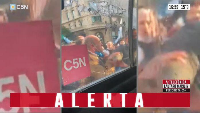 BANDERAZO DE LA VIOLENCIA DEL 9 DE JULIO DIA DE LA INDEPENDENCIA