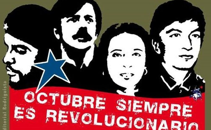 CHILE: OCTUBRE REVOLUCIONARIO E INTERNACIONALISTA