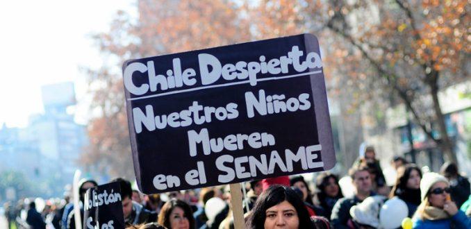 LA REALIDAD DE LOS NIÑOS POBRES AL CUIDADO DEL ESTADO DE CHILE
