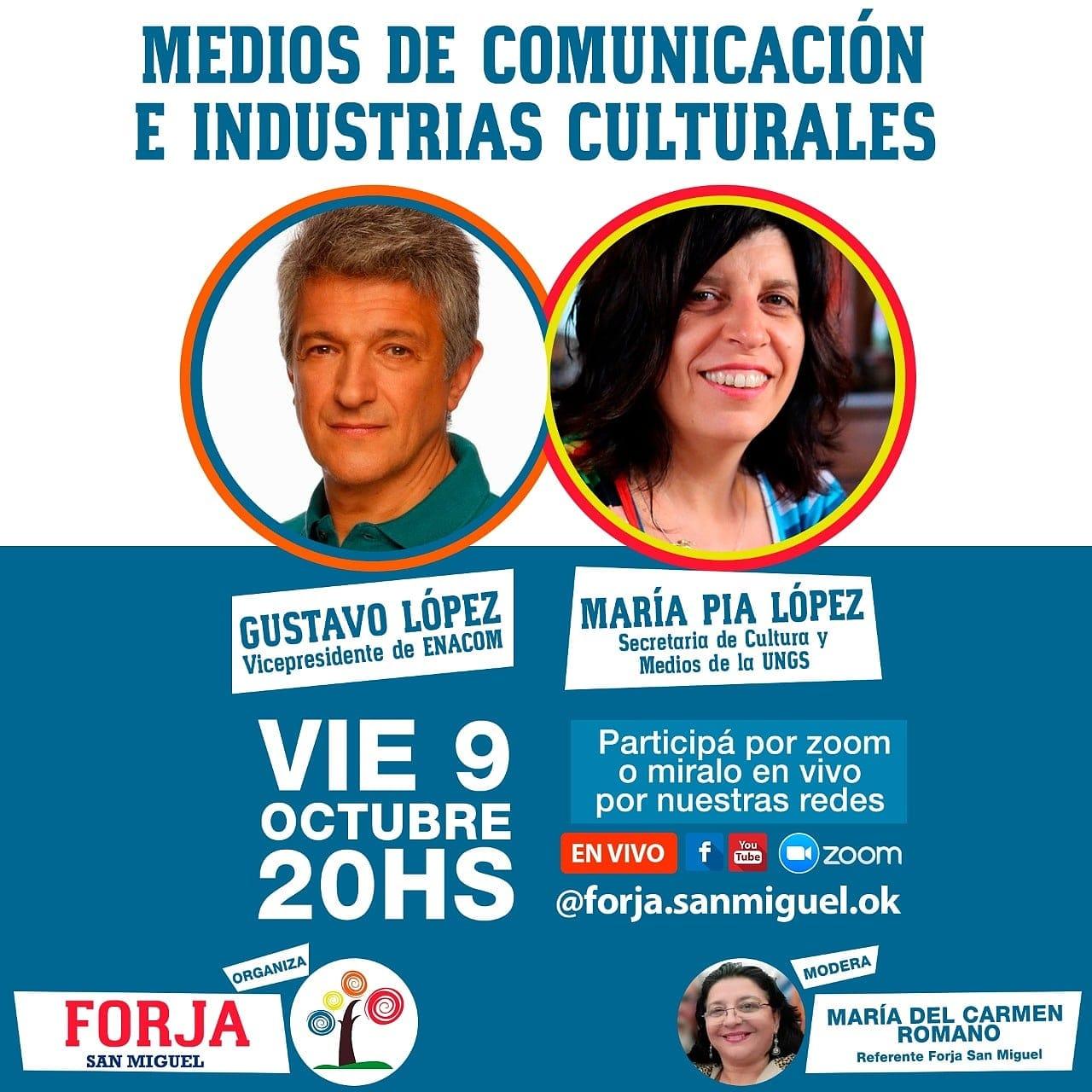MEDIOS DE COMUNICACIÓN E INDUSTRIAS CULTURALES