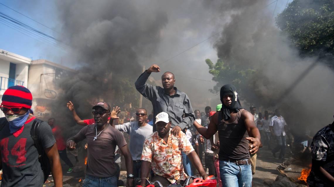 URGENTE LLAMADO PARA DEFENDER LA VIDA EN HAITÍ
