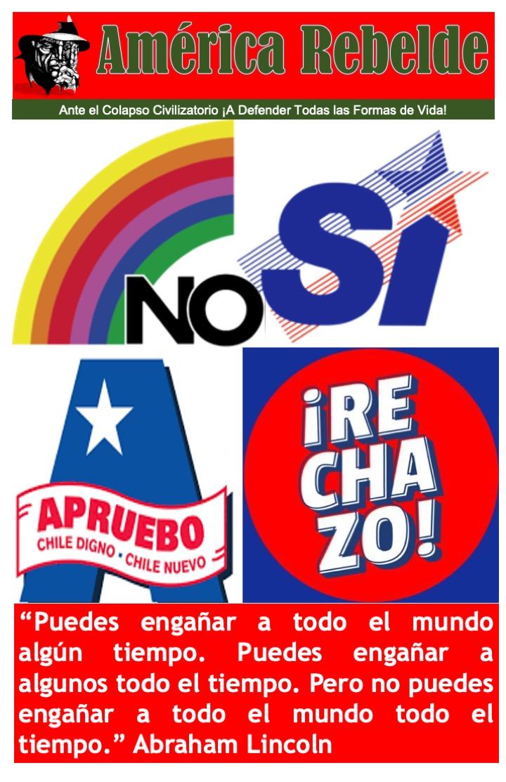 CHILE: LA TRAICIÓN AL PUEBLO ESTÁ EN MARCHA
