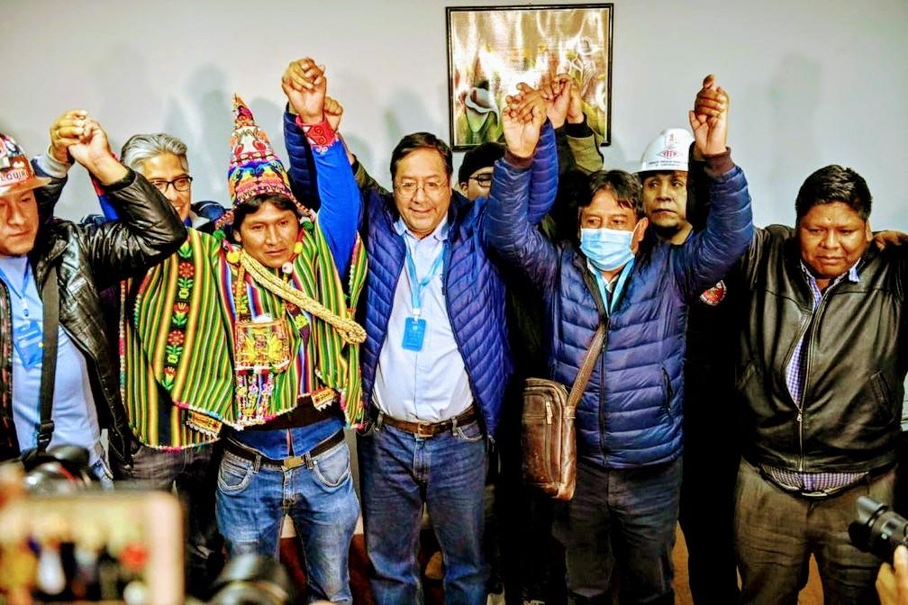 ANÁLISIS DE LAS ELECCIONES GENERALES DE BOLIVIA