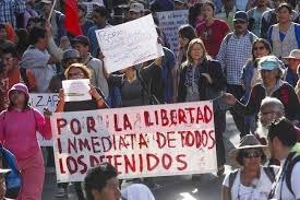 """LA EXECRABLE """"OPERACIÓN OLIMPO"""", CAMPAÑA SINIESTRA DE PERSECUSIÓN CONTRA LOS LUCHADORES SOCIALES"""