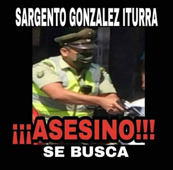 CHILE: ORGANIZACIONES SOCIALES DENUNCIAN ASESINATO