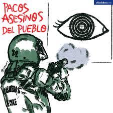 CHILE: LA HISTORIA ASESINA DE CARABINEROS