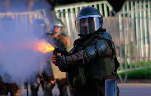 CHILE: IMPULSAR MÁS LUCHA Y ORGANIZACIÓN CONTRA LA REPRESIÓN