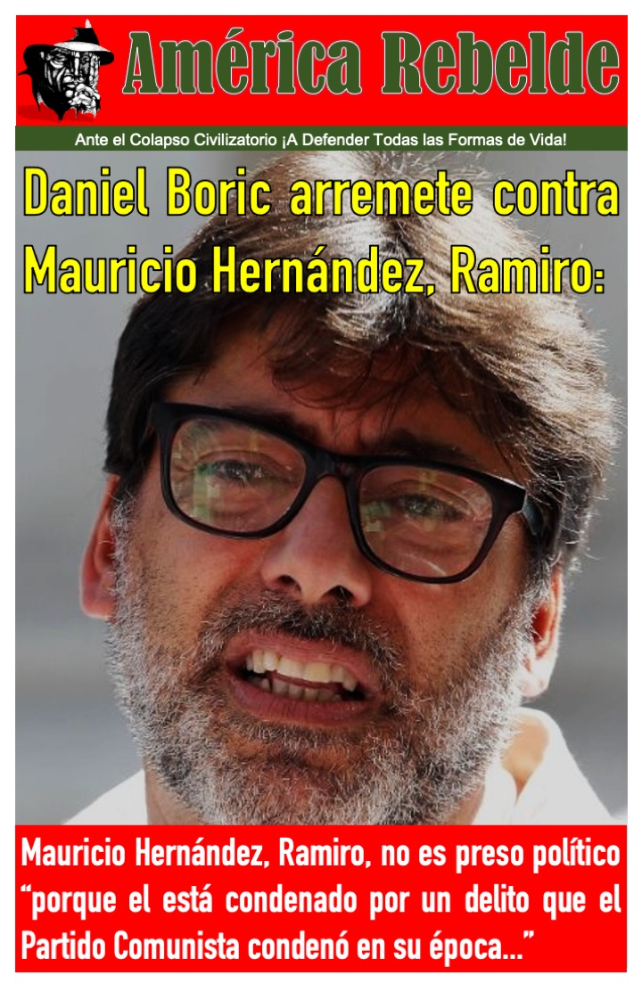 CHILE: DANIEL JADUE DE OPORTUNISTA A OPORTUNISTA Y MEDIO