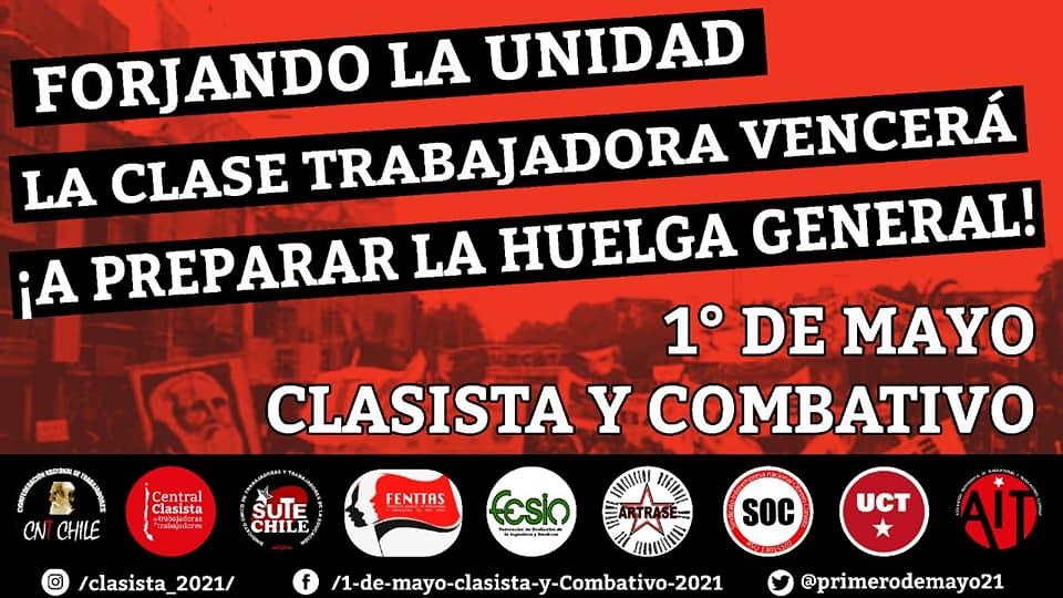 CHILE: ORGANIZACIÓN, UNIDAD Y COMBATE