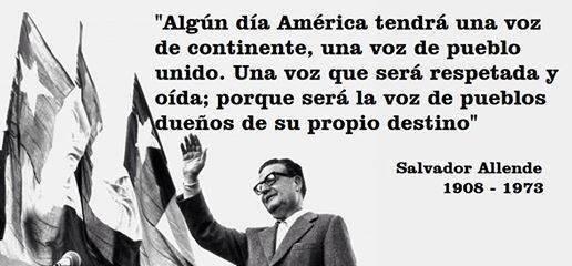 CHILE: SALVADOR ALLENDE Y UNA NUEVA CONSTITUCIÓN