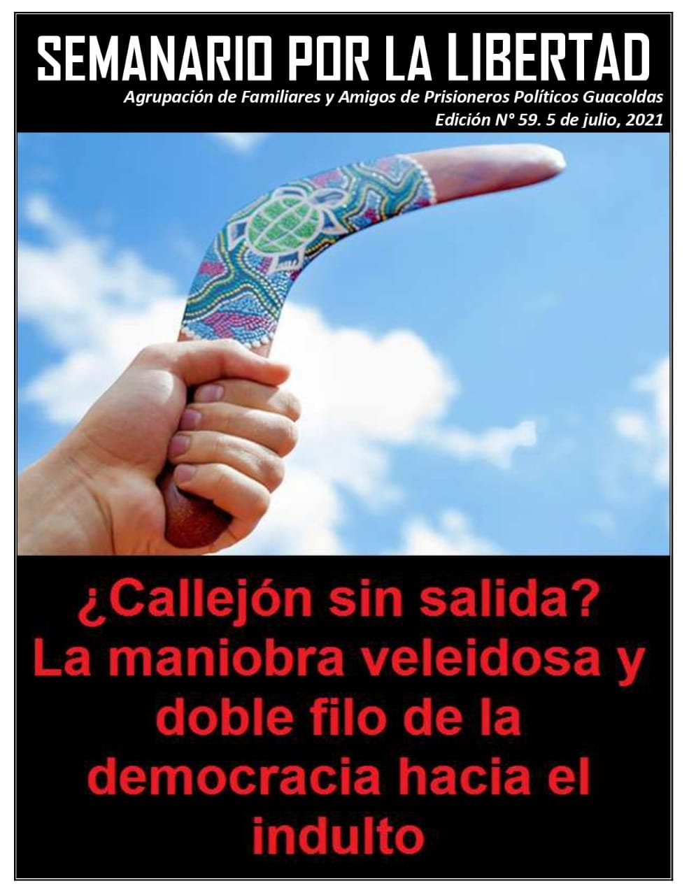 CHILE: ¿CALLEJÓN SIN SALIDA?