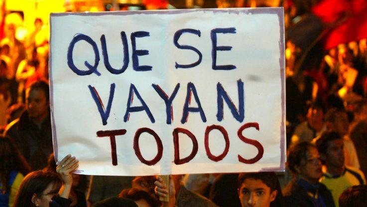 CHILE: LOS PARTIDOS POLÍTICOS COMO EMPRENDIMIENTO EMPRESARIAL